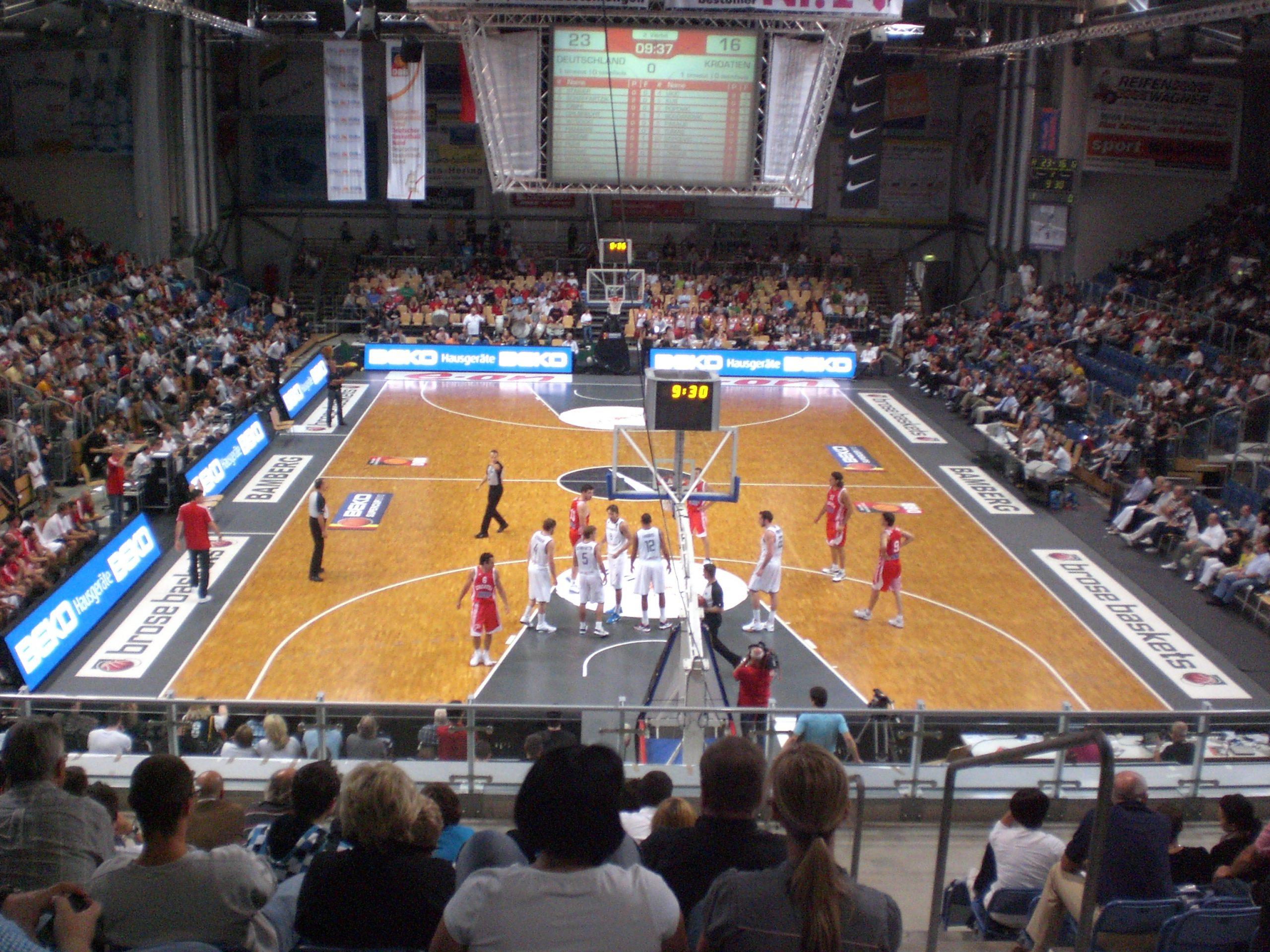 Basketball: Bamberg verpflichtet Topspieler und sucht nach Kontinuität