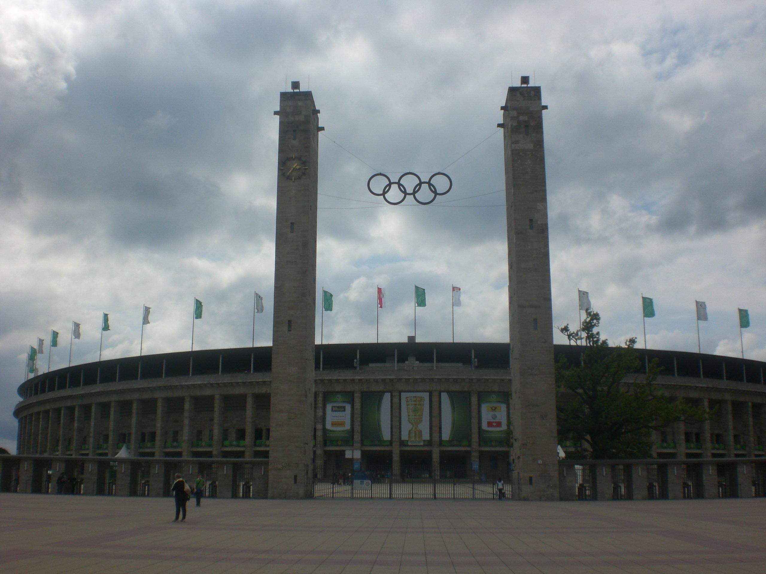 Olympia 2016: Der lila Pinkler und die Falschparkerin