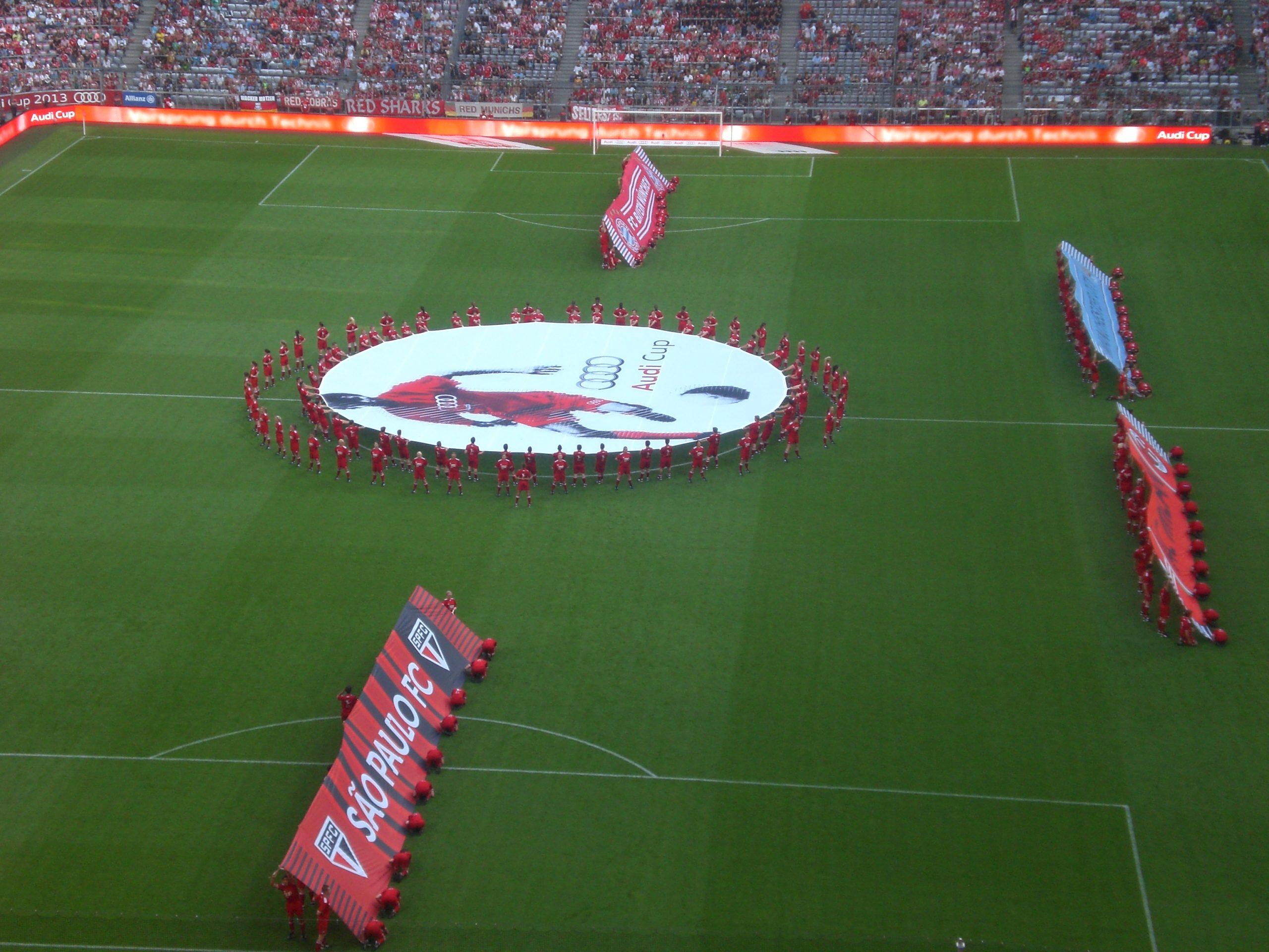 Fußball: FC Bayern macht Jagd auf Europas Spitze