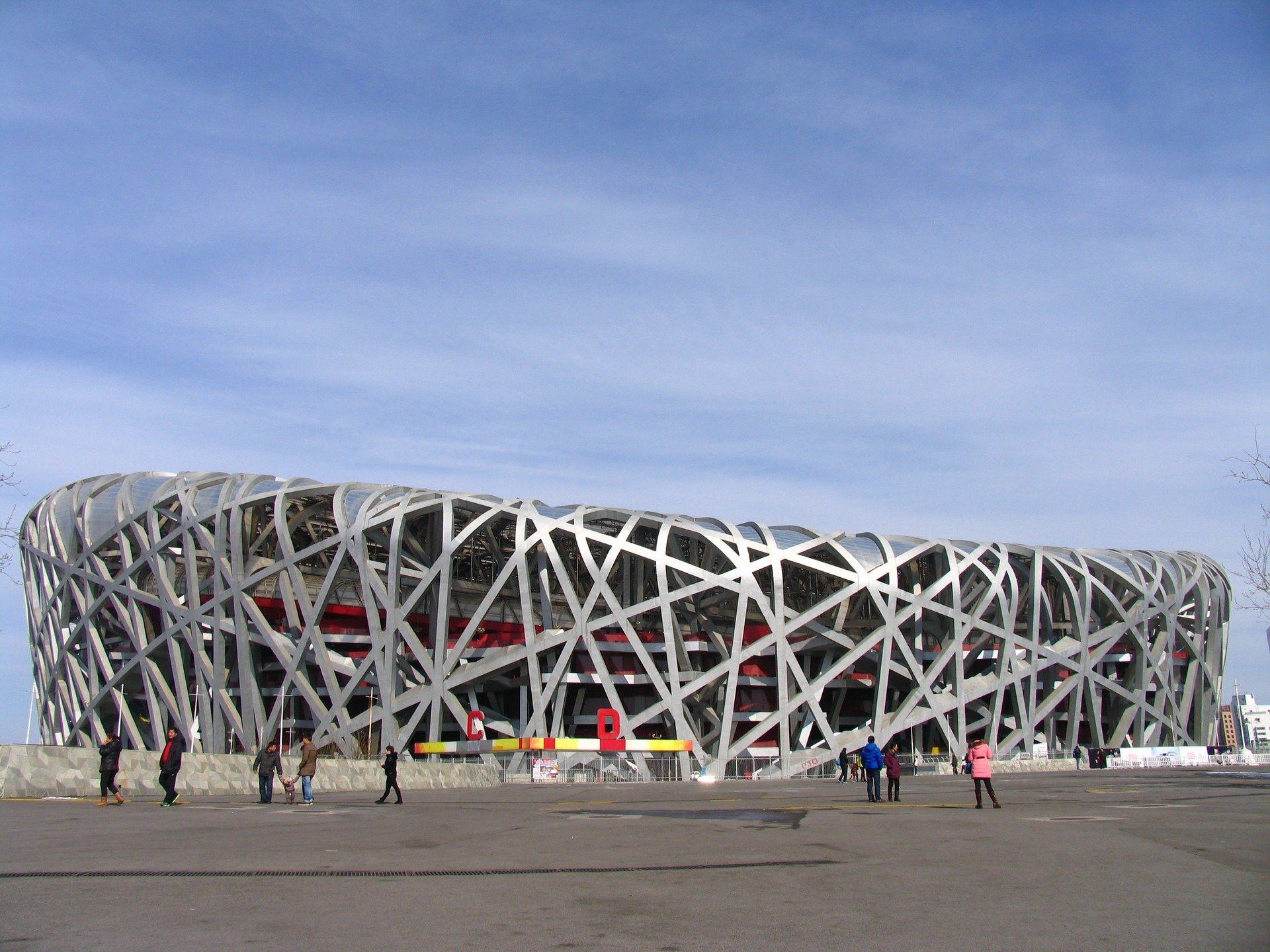 Olympia 2022: Olympische Winterspiele in der Smogstadt