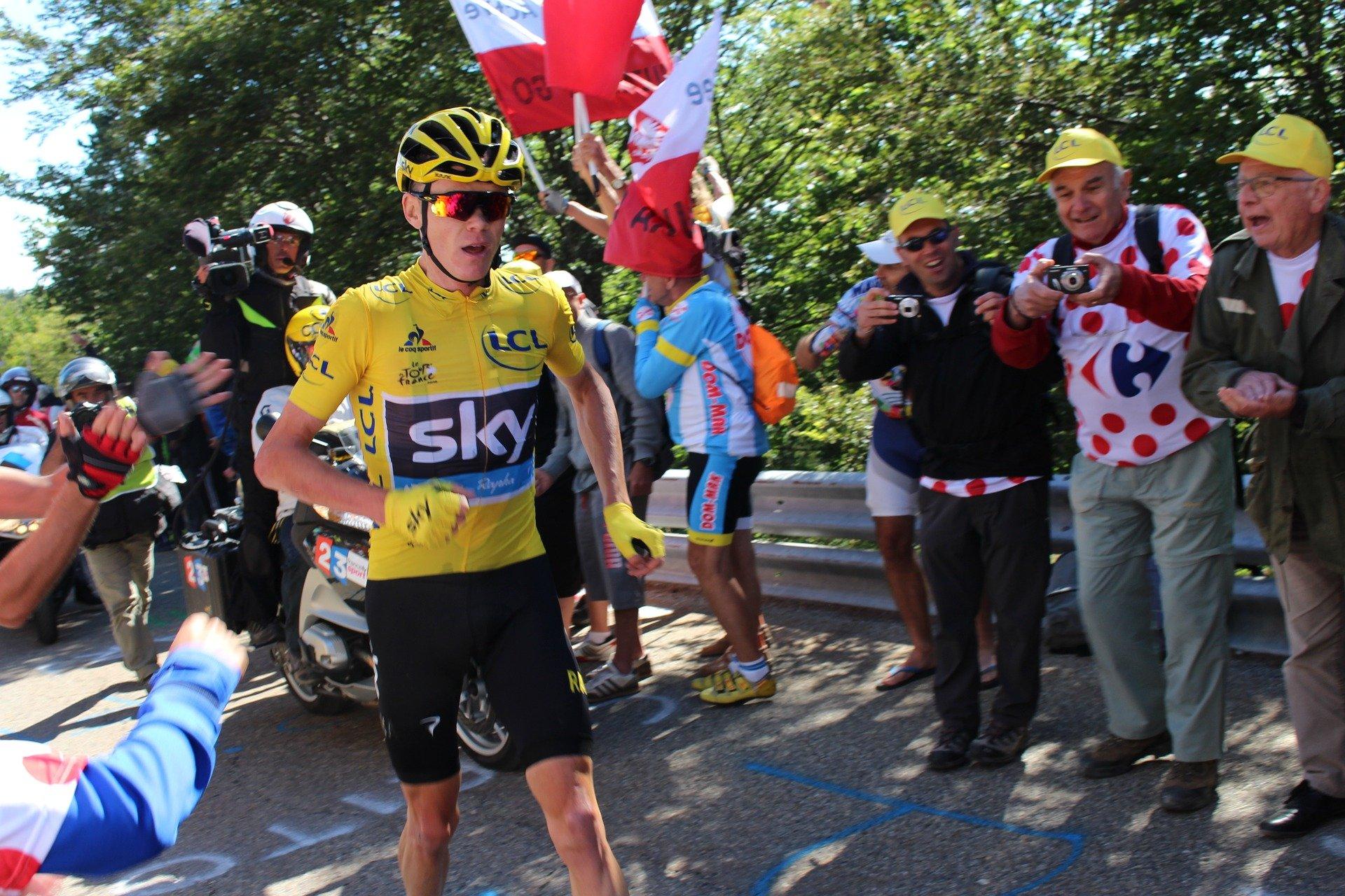 Tour de France: Das Sieger-Gen von Sky verursacht ein Luxusproblem