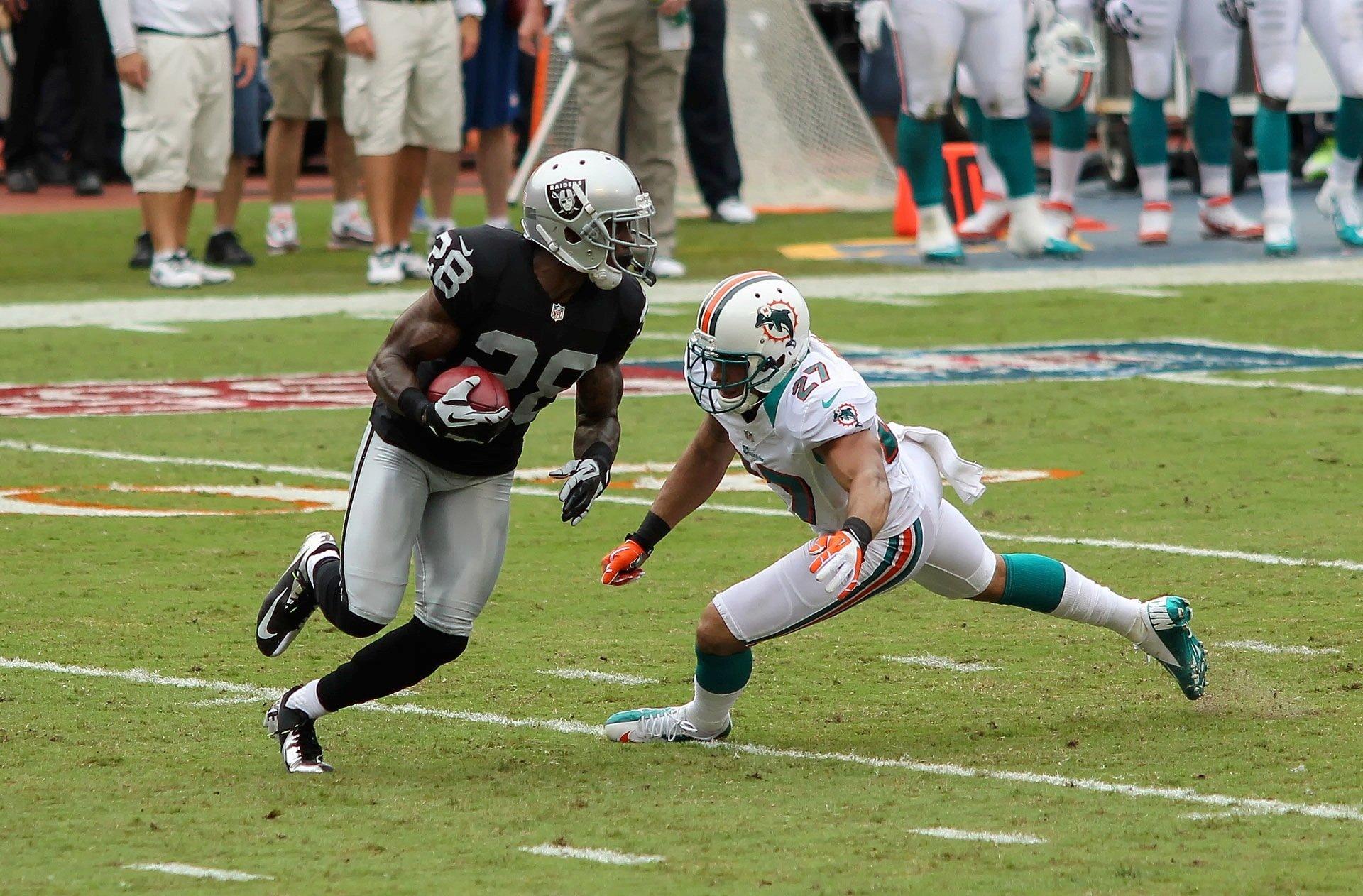 NFL: Explosionsgefahr bei den Raiders